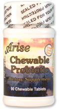 Arise Probiotic Dietary Supplement - A160