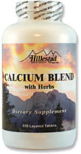 Calcium Blend with Herbs