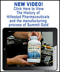 Click Here to view The  History of Hillestad and the Manufacturing of Summit Gold