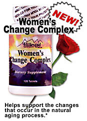 Hillestad Women's Complex Dietart Supplement