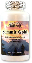 Summit Gold-item 250-160 layered tablets